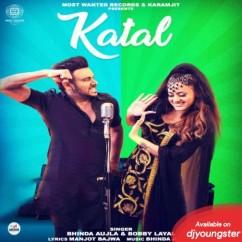 Katal song download by Bhinda Aujla