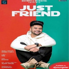 Just Friend song download by Hommi Pabla