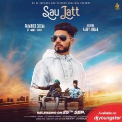Sau Jatt song download by Parminder Cheema