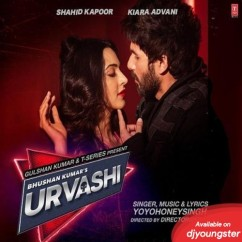 Urvashi song download by Yo Yo Honey Singh