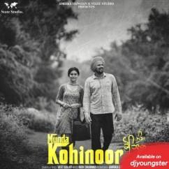 Munda Kohinoor song download by Veet Baljit