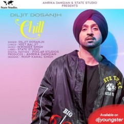 Chill song download by Diljit Dosanjh