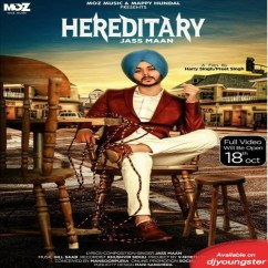 Hereditary song download by Jass Maan