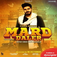 Mard Daler song download by Tyson Sidhu