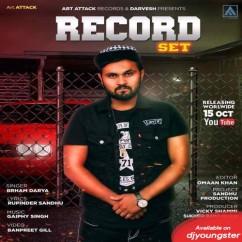 Record Set song download by Brham Darya