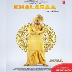 Khalaraa song download by Money Aujla
