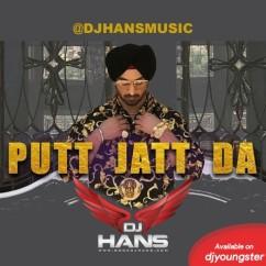 Putt Jatt Da DJ Hans Remix song download by Diljit Dosanjh