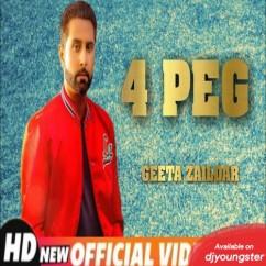 4 Peg song download by Geeta Zaildar