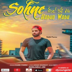 Sohne Hadho Wadh song download by Rabbi Pannu
