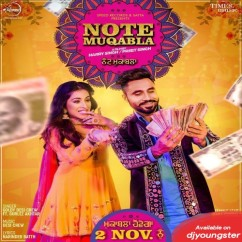 Note Muqabla song download by Goldy Desi Crew