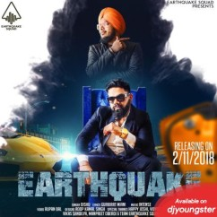 Earthquake song download by Dishu