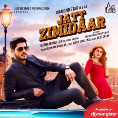 Jatt Zimidaar song download by Gurnam Bhullar