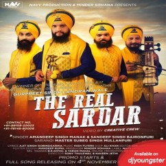 The Real Sardar song download by Dhadi Jatha Gurpreet Singh