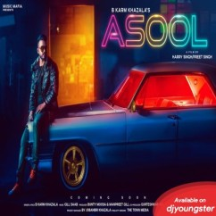 Asool song download by B Karm Khazala