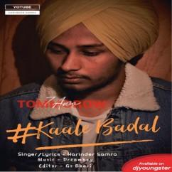 Kaale Badal song download by Harinder Samra