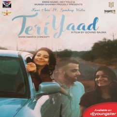 Teri Yaad song download by Kaur Avin