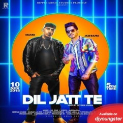 Dil Jatt Te song download by Jass Bajwa
