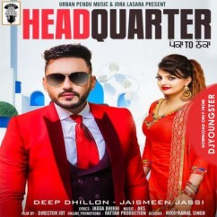 Headquarter song download by Deep Dhillon