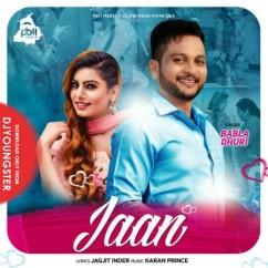 Jaan song download by Babla Dhuri