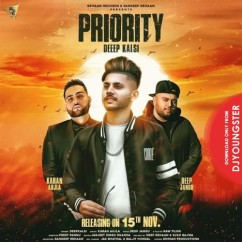Priority song download by Deep Kalsi