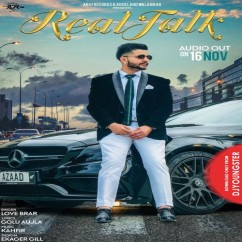 Real Talk song download by Love Brar