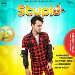 Stupid song download by Armaan Bedil
