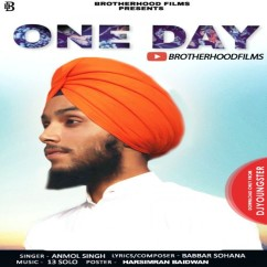 One Day song download by Anmol Singh