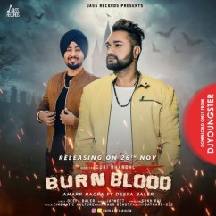 Burn Blood song download by Amarr Nagra