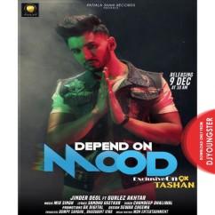 Depend On Mood song download by Jinder Deol