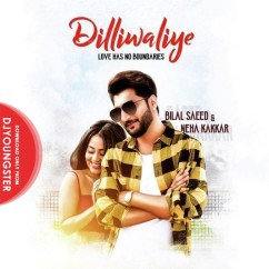 Dilliwaliye song download by Bilal Saeed
