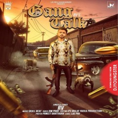 Gang Talk song download by RV