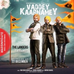 Vaddey Kaarnamey song download by The Landers