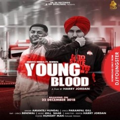 Young Blood song download by Amantej Hundal