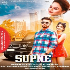 Supne song download by Param Billing