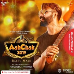 Maan Jatti Nu song download by Sahil Aujla
