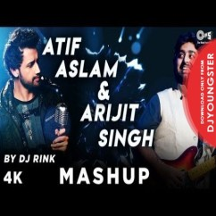 Atif Aslam Mashup song download by DJ Rink