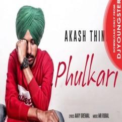 Phulkari song download by Akash Thind