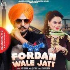 Fordan Wale Jatt song download by Jassi Sekhon