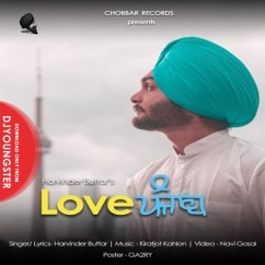 Love Punjab song download by Harvinder Buttar