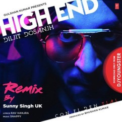 High End Remix song download by Diljit Dosanjh