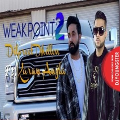 Weak Point song download by Dilpreet Dhillon