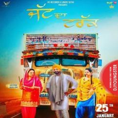 Jatt Da Truck song download by Harjivan