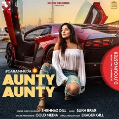 Aunty Aunty song download by Shehnaz Gill