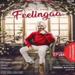 Feelinga song download by Kay Vee Singh