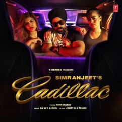Cadillac song download by Simranjeet