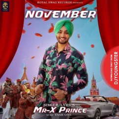 November song download by Mr x Prince