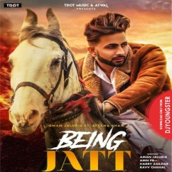 Being Jatt song download by Aman Jaluria