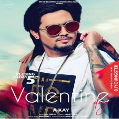 Valentine Day song download by Akay
