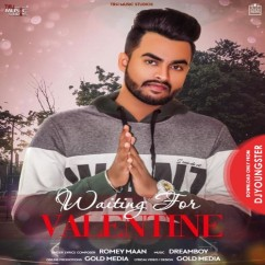 Waiting For Valentine song download by Romey Maan