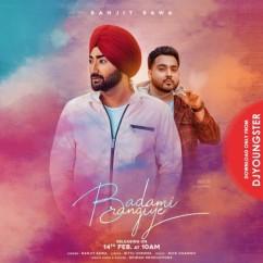 Badami Rangiye song download by Ranjit Bawa